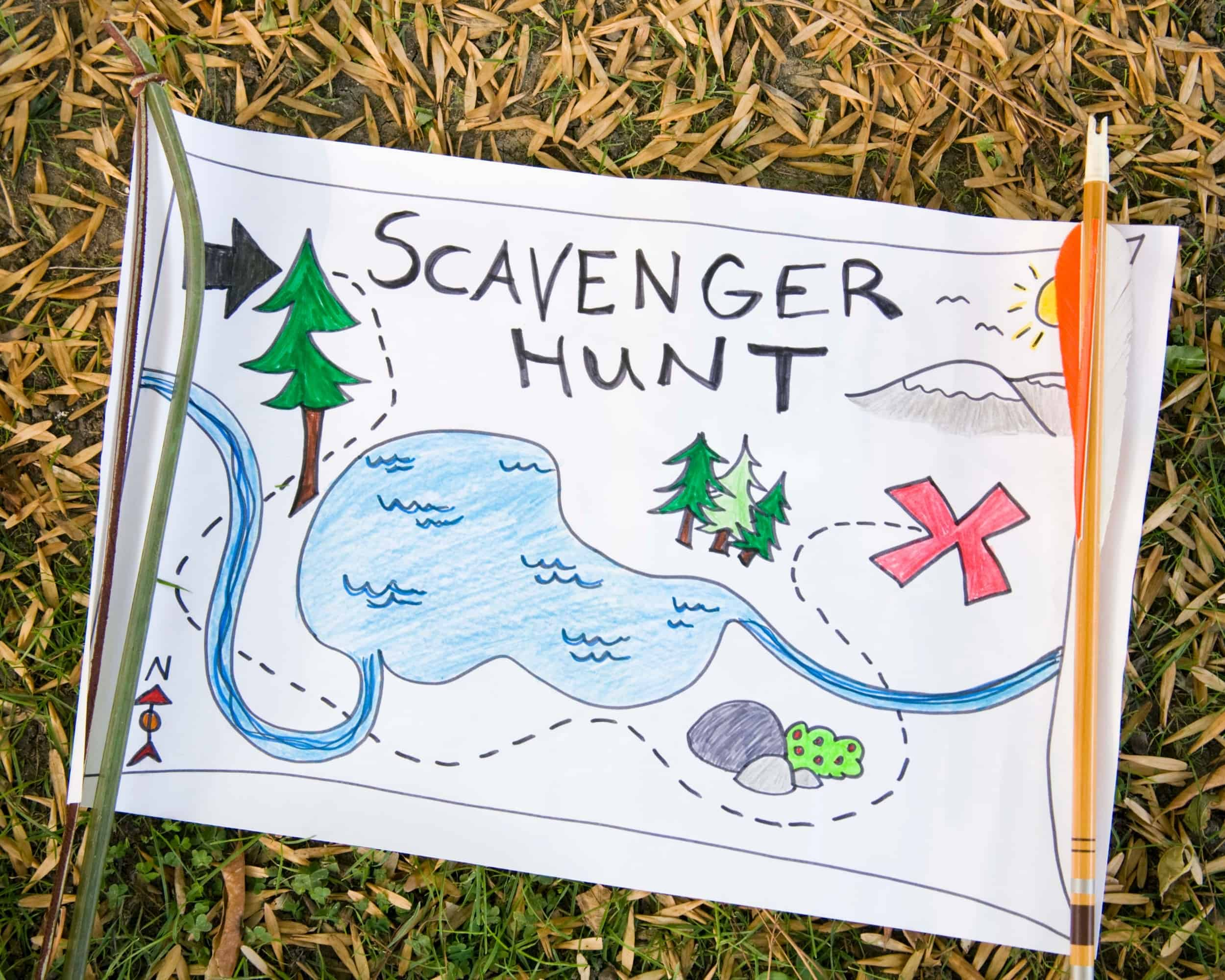 Indoor Scavenger Hunt for Adults: Fun at the Office or at Home